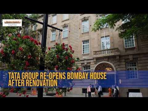 Tata Groups reopens iconic Bombay House after renovations