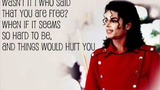 Michael Jackson - Best Of Joy. (Lyrics).