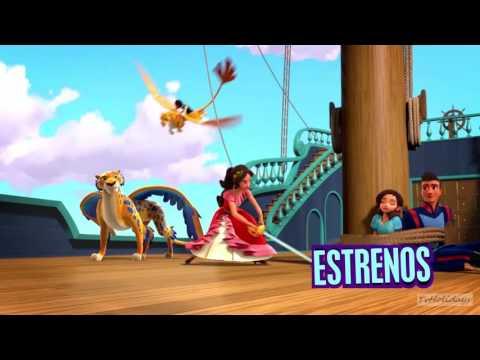 Disney Channel HD Spain Autumn Advert 2016