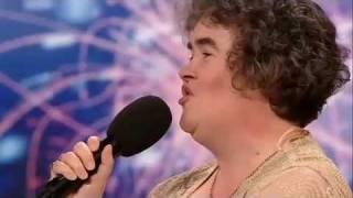 susan boyle hd wide screen singer britains got talent 2009 episode 1 i dream a dream blog