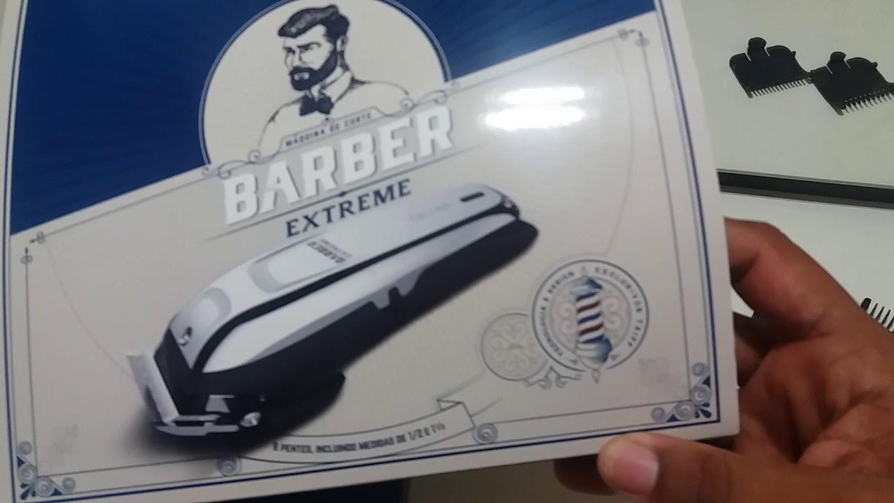 590d24939 Máquina TAIFF barber extreme sem fio - Whal Magic clip - YouTube
