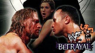 WWF Betrayal - Complete Playthrough