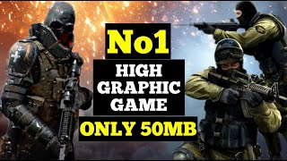 BEST ONLINE & OFFLINE GAME ONLY 50 MB.!!!