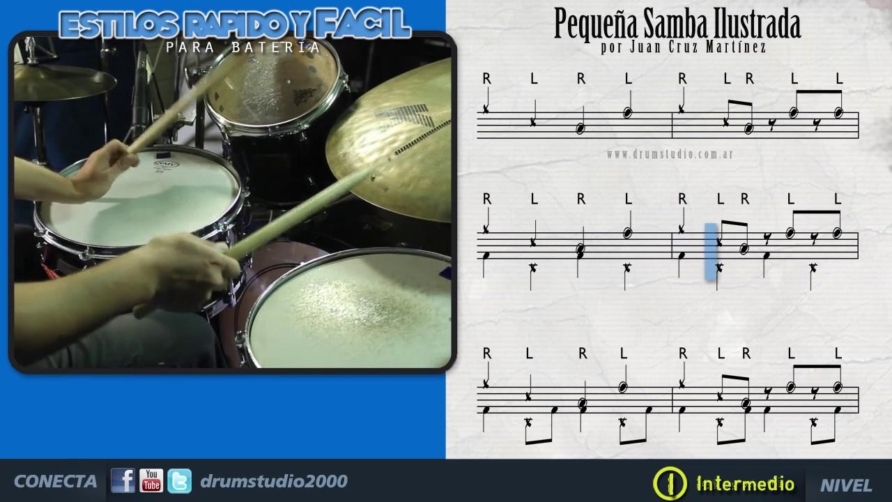 Pequeña Samba Ilustrada