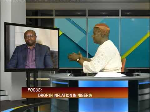 EMMANUEL OZIGI, FINANCIAL ECONOMIST ON NTA INTERNATIONAL SPEAKS ON INFLATION IN NIGERIA
