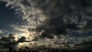Los Angeles Sky - One Cloudy Day / time-lapse HD