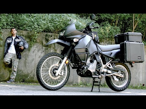 GET LOST | A Solo Motorcycle Adventure to the Darien Gap