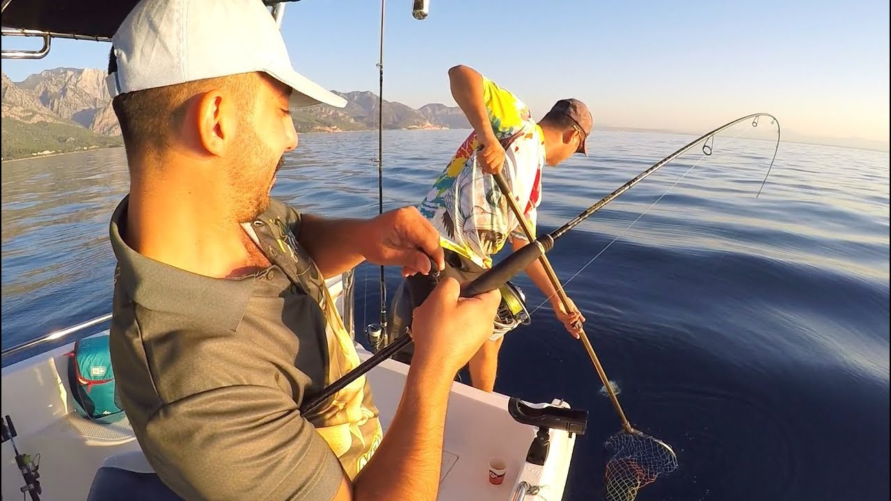 Gelen Balıklara Biz Bile İnanamadık / We Caught The Most Rare Fish