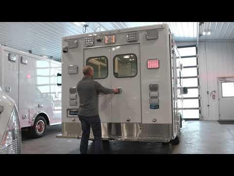 2019 Ford E450 Type 3 Arrow Ambulance (Truck #01437)