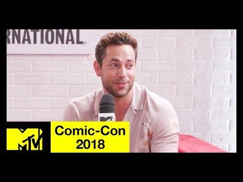 'Shazam!' Cast On Batman References, Black Adam, The DC Universe & More! | Comic-Con 2018 | MTV