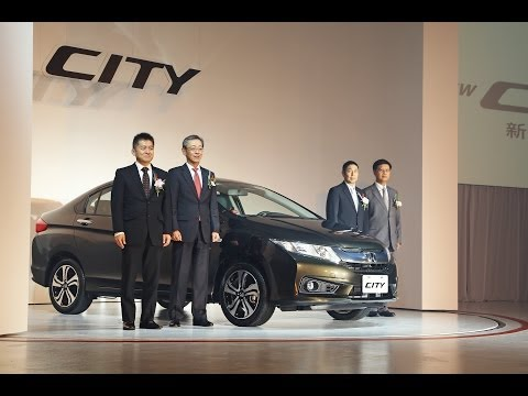 All New Honda City 新車發表