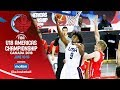 USA v Panama - Group Phase - Re-Live (ENG) - FIBA U18 Americas Championship 2018