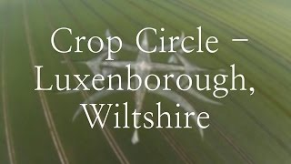 Crop Circles 2015 - Luxenborough, nr West Amesbury, Wiltshire