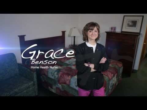 Home Health Nurse - Grace Benson