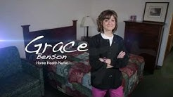 Home Health Nurse - Grace Benson