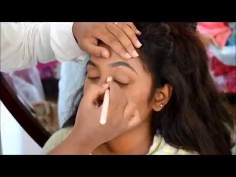 First Bridal Makeup Video 2017 (Mauritius)