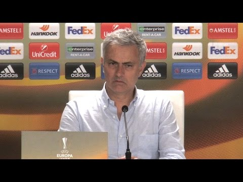 Celta Vigo 0-1 Manchester United - Jose Mourinho Full Post Match Press Conference - Europa League