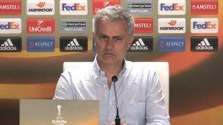 celta vigo 0 1 manchester united jose mourinho full post match press conference europa league