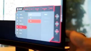 Mở hộp nhanh màn hình MSI Optix MAG271CQR