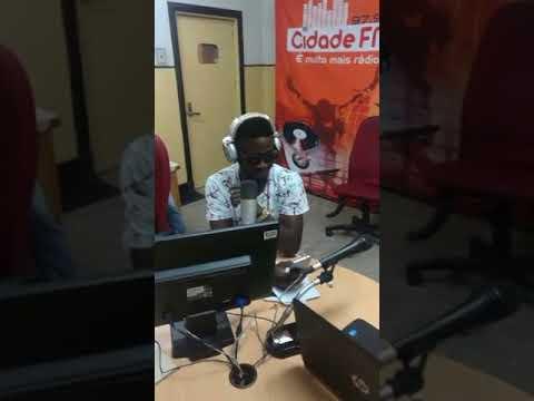 Trovoada - Freestyle (radio cidade programa impulso 2018)