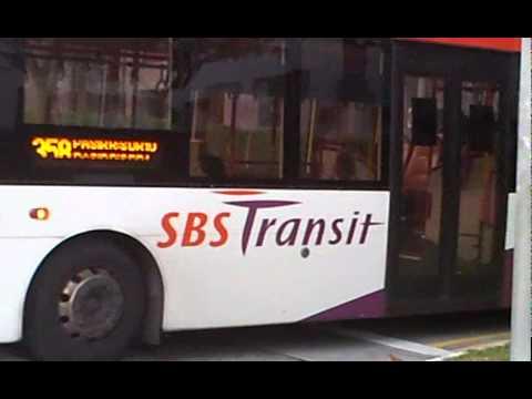 [SBS Transit] Scania K230UB Euro 4 Batch 2- SBS8235J on Svc 358