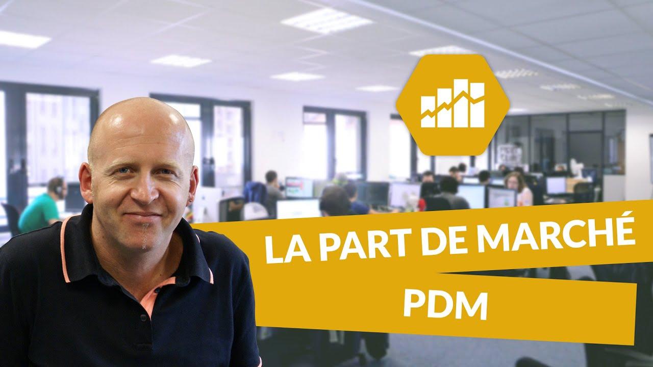 La Part De Marche Pdm Marketing Digischool Youtube