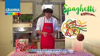 Spaghetti義大利麵 官方介紹影片