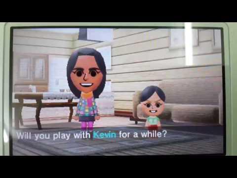 Tomodachi Life: Babysitting