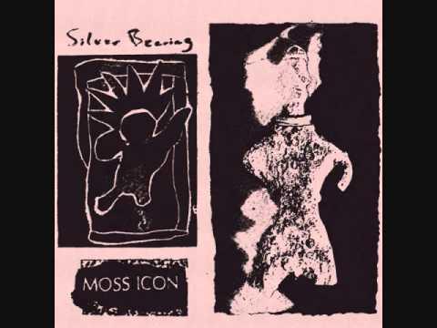 moss icon/silver bearing - split lp