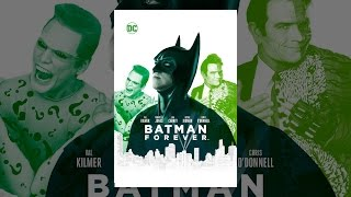 باتمان إلى الأبد