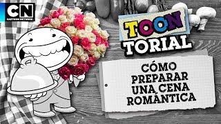 cmo-preparar-una-cena-romntica-toontorial-cartoon-network