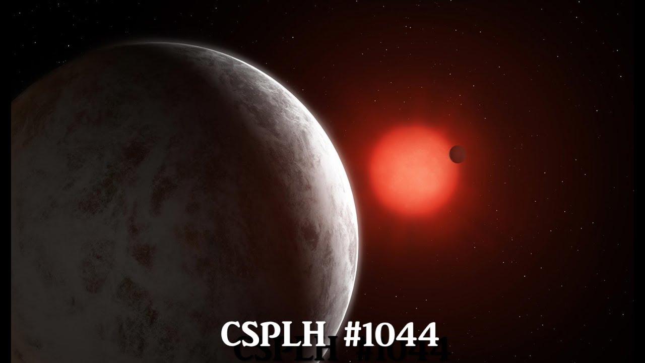 Deux superTerres identifiées à 10,7 années-lumière autour d'une naine rouge calme