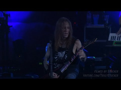 Children of Bodom  Bodom After Midnight  in StPetersburg, Russia, 17092017