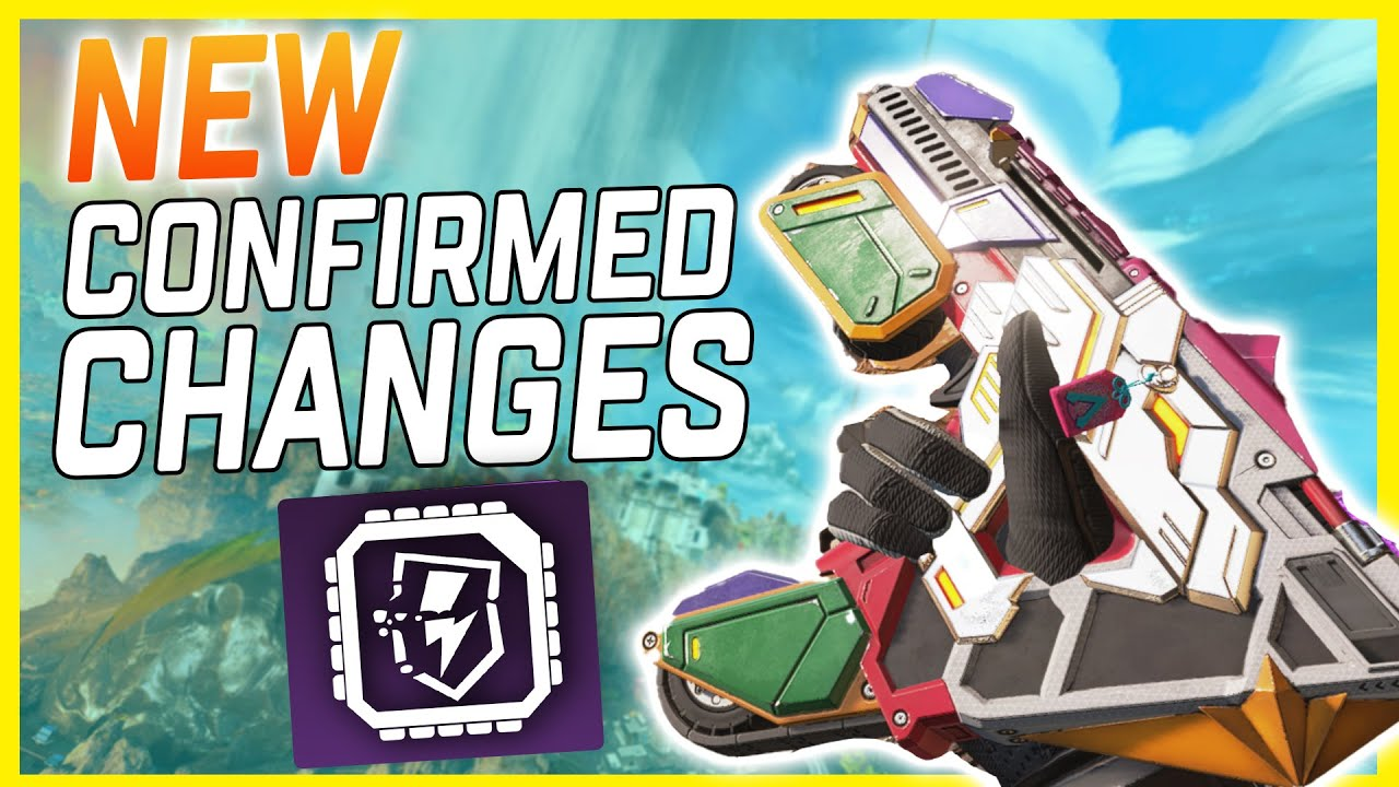Apex Legends Emergence Early Patch Notes - Disruptor, Buffs/Nerfs, Meta Changes And More!
