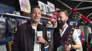 Aukcje WOŚP 2019: gitara Szymona Chwalisza | OnetNews