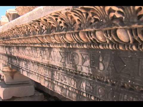 Ephesus (Kusadasi), Turkey - Journey with Jamie Logan
