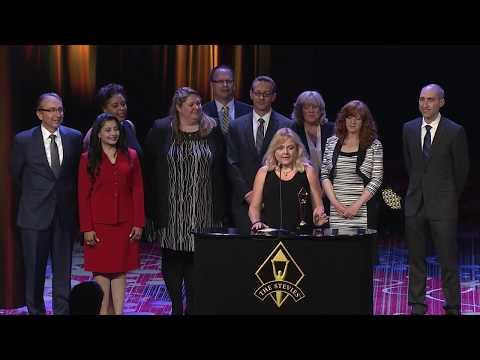 Adient Wins Stevie Award in 2017 American Business Awards