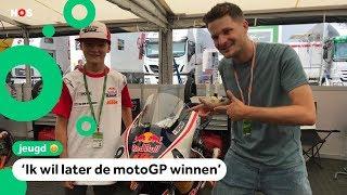 Motortalent Zonta racet op de grootste wedstrijd van Nederland