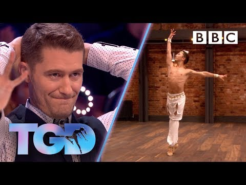 Frustrated dance captains beg audience to vote for ballet dancer - The Greatest Dancer  Auditions