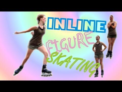 Inline ''figure'' skating