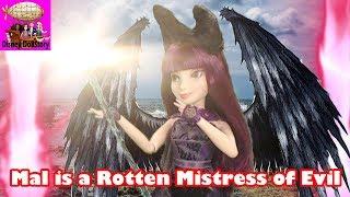 Mal is a Rotten Mistress of Evil - Part 44 - Descendants Star Darlings Disney