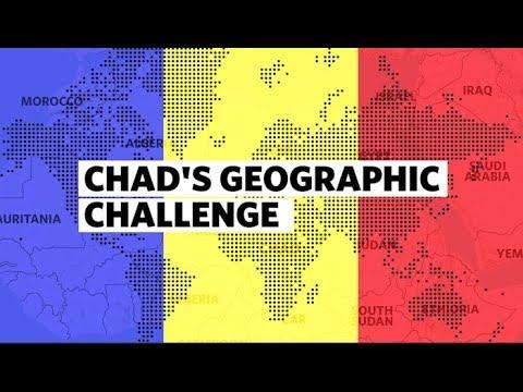Chad's Geographic Challenge