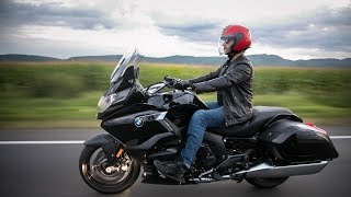 2017 BMW K1600B Bagger Exclusive Review
