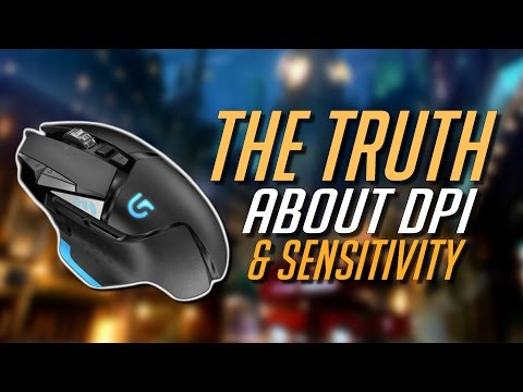 The Truth about DPI & Sensitivity | Overwatch