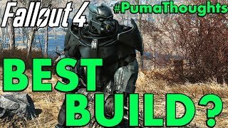 What is the Best Ultimate Build in Fallout 4 PumaThoughts