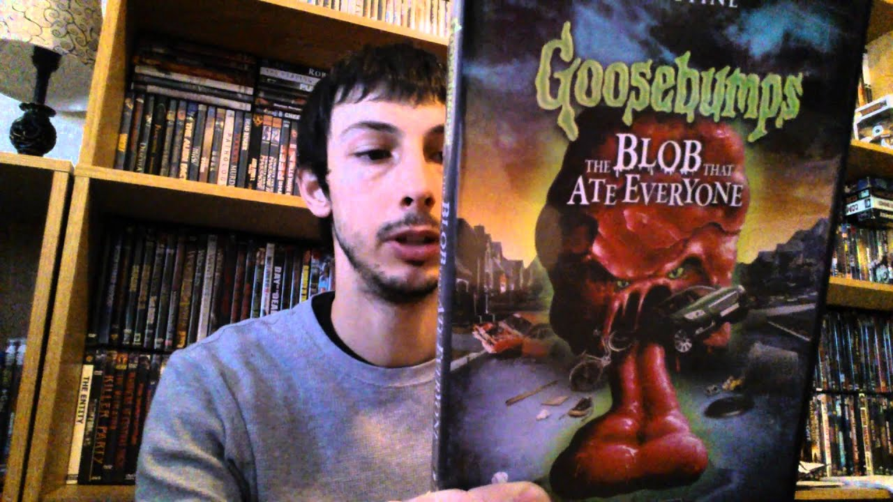 Goosebumps Collection Update #5 - YouTube