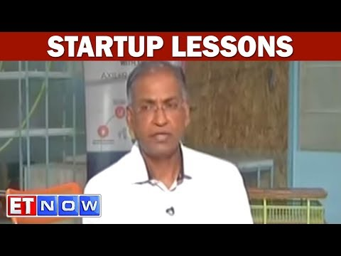 Startup Lessons By K Vaitheeswaran | Startup Central