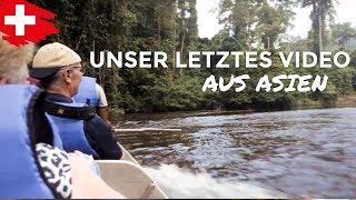 DAS LETZTE VIDEO AUS ASIEN!🌏🍜  WEEKLY VLOG | MALAYSIA & THAILAND