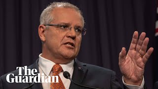 Scott Morrison responds to Turkish president's Gallipoli comments