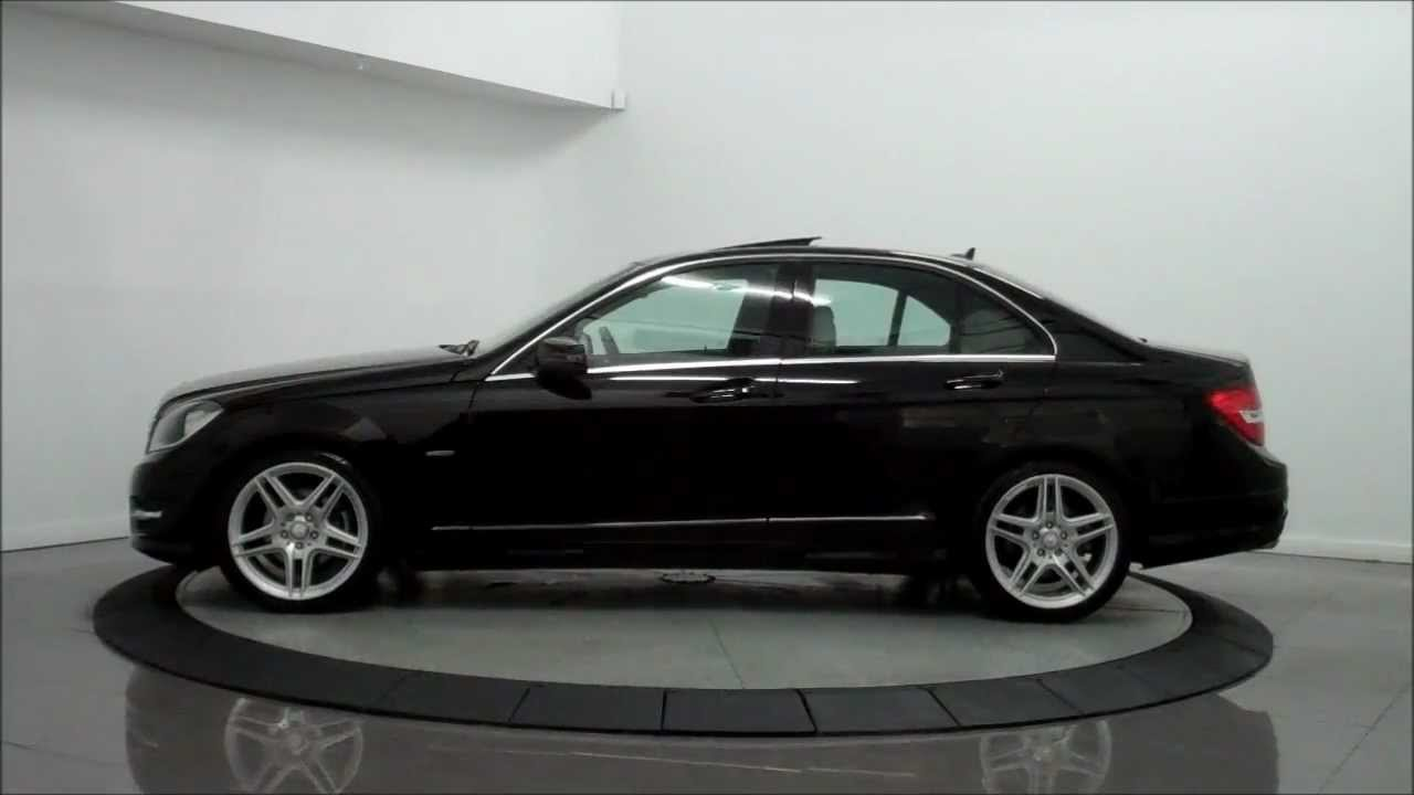 2012 Mercedes Benz C250 Sport Sedan Youtube